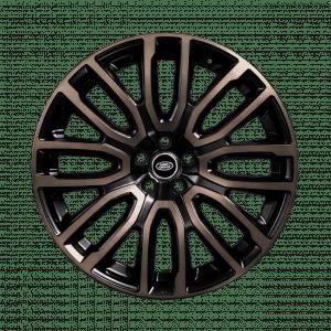 Pace Car Wheels WAKPF9357S1C-3