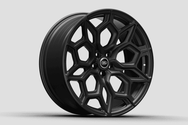 Satin Black New Defender Wheels